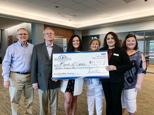 First Community Bank Tops Fundraising Record for March of Dimes