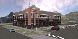 FIRST COMMUNITY BANK ANNOUNCES EXPANSION PLANS IN CONWAY