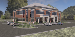 FIRST COMMUNITY BANK TO BREAK GROUND ON NEW LITTLE ROCK BANKING CENTER