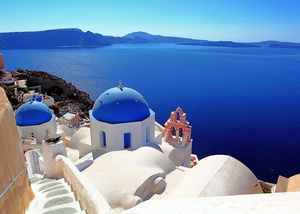 FIRST COMMUNITY BANK HOSTS TOUR OF GREECE AND ITS ISLANDS